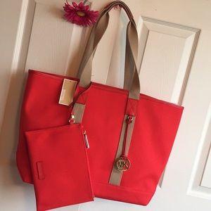 Michael Kors BRYCE Large Grab Bag